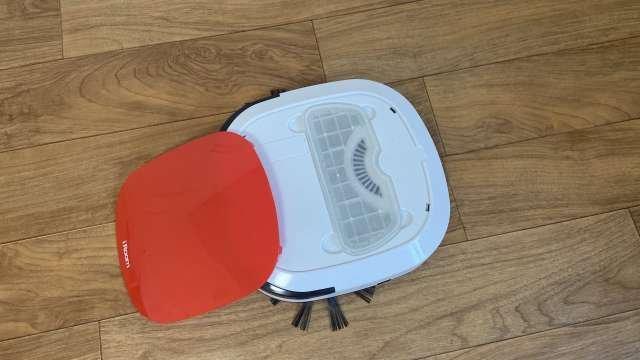 아이룸(iRoom) 미니 로봇청소기 ACT-003 2개월 사용후기