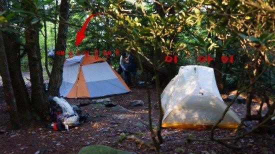 빅 아그네스 쿠퍼 초경량 3인용 텐트 사용후기