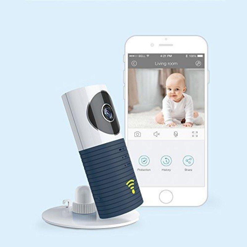 아기와 애완견을 위한 가정용 리얼 타임 스마트 무선 IP,DVR 보안 감시 카메라