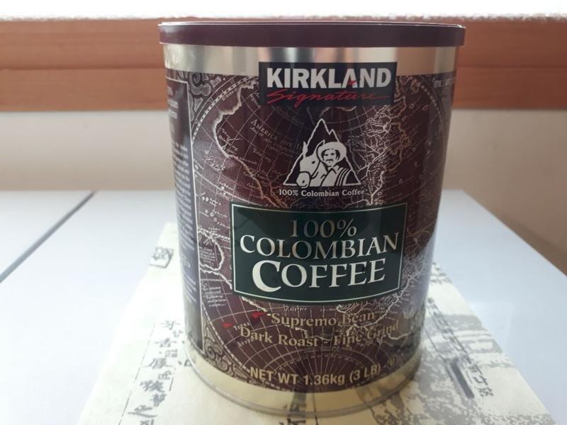 상품사용후기 제품리뷰 시그니처 100% 콜럼비아 커피