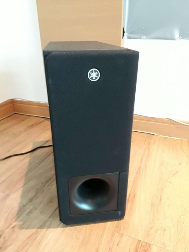야마하 사운드바 YAS-207 사용기
