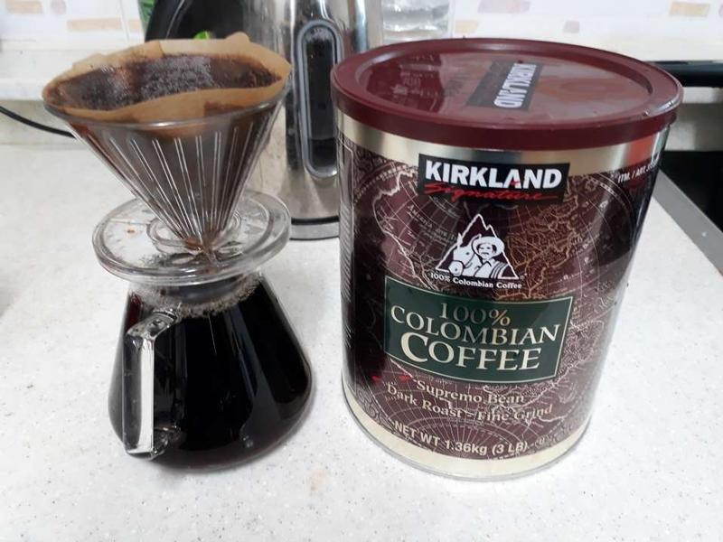 시그니처 100% 콜럼비아 커피