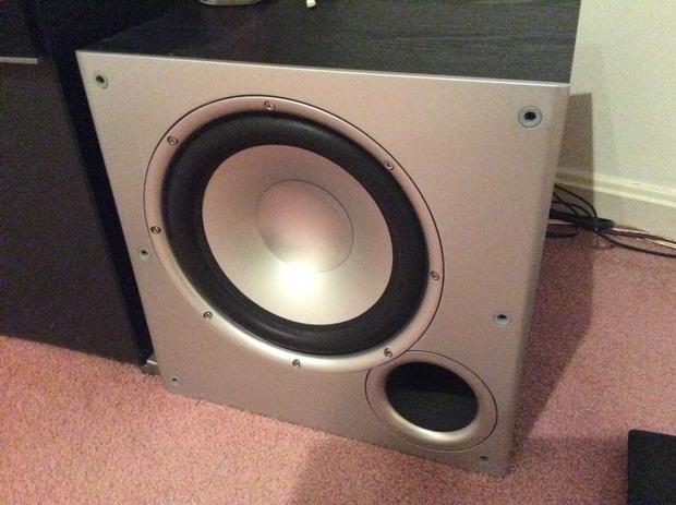 상품사용후기 제품리뷰 폴크 오디오 PSW10 10인치 서브우퍼